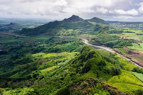 travel mountain holiday motorway summit mauritius moka 2014 crevecoeur beaubois deuxmamelles ripailles calebassesmountain
