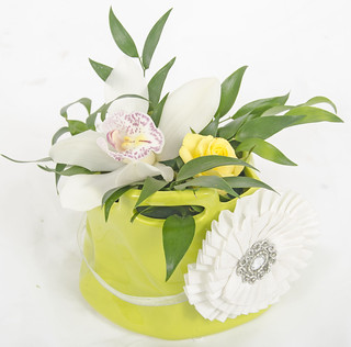 Cheerful Gift - Ardith Beveridge, AAF, AIFD, PFCI, CAFA | by Flower Factor