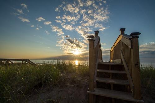sky beach clouds sunrise canon rebel massachusetts wideangle salisbury efs1018mm