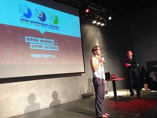 Open Knowledge Festival 2014 #okfest14 | by Bytemarks