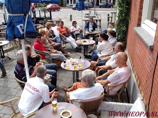 19-07-2009    Aan komst & Vlaggenparade (15)