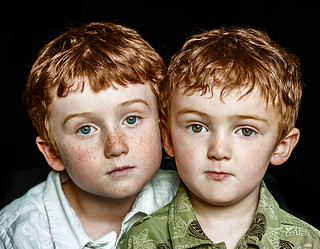 Second Place AND People's Choice - Brothers by Carl Marcus | by Ah Haa School