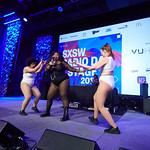 Fri, 17/03/2017 - 1:19pm - Lizzo Live at SXSW Radio Day Stage Powered by VuHaus 3.17.17 photographer: Gus Philippas