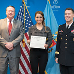 Vi, 04/07/2017 - 14:32 - On April 7, 2017, the William J. Perry Center for Hemispheric Defense Studies hosted a graduation for its Defense Policy and Complex Threats program in Lincoln Hall at Fort McNair in Washington, DC.