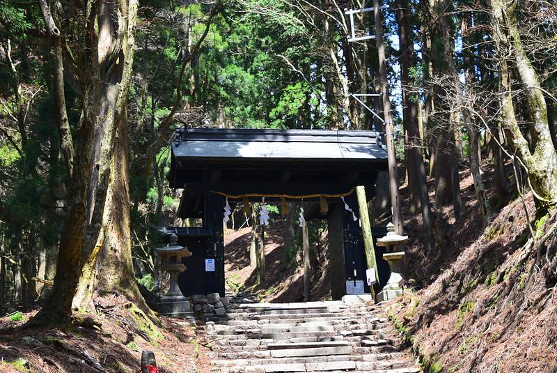 愛宕神社黒門