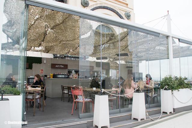 Círculo de Bellas Artesin ravintola