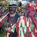 Foxs Morris at the Holly Bush, Stourport - May 2014
