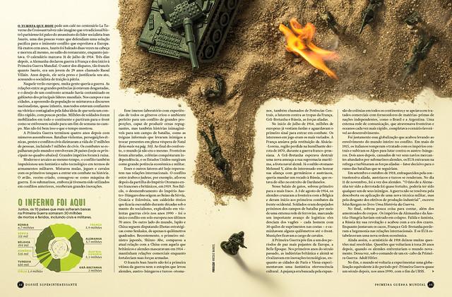 1ª Guerra Mundial • 100 anos