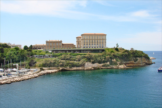 Le palais du Pharo (Marseille)