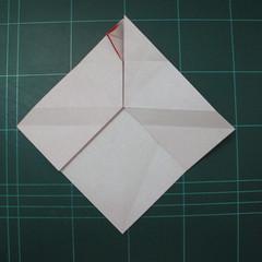 การพับกระดาษเป็นรูปสัตว์ประหลาดก็อตซิล่า (Origami Gozzila) 019
