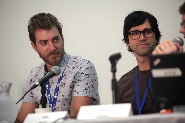 Rhett McLaughlin & Link Neal