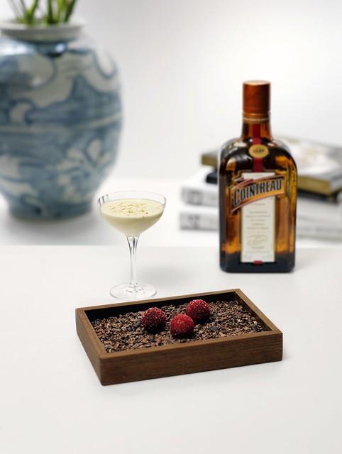 Fine dining möter mixologi på högsta nivå - Frantzéns meny matchas med specialkomponerade drinkar