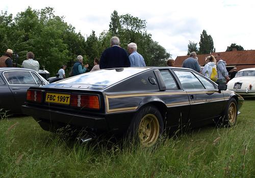 Black and Gold #3 1979 Lotus Esprit 'JPS' World Champion   by Spottedlaurel
