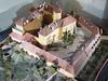 Model poděbradského zámku v památníku krále Jiřího z Poděbrad na zámku, foto: Petr Nejedlý