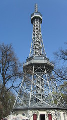 The Petřín Lookout Tower