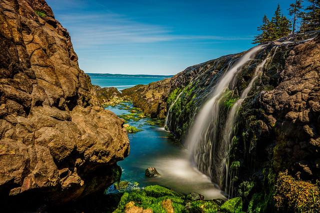 Porcupine Brook Falls