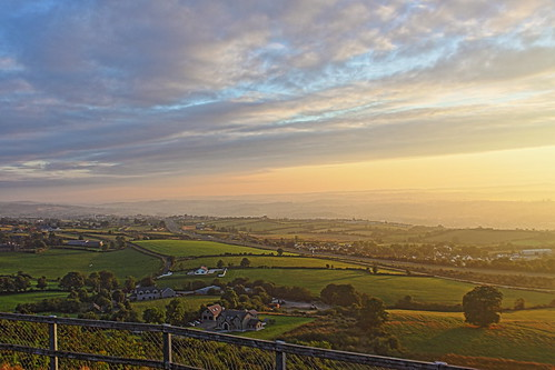 morning sunrise landscape viewpoint hdr newry codown bernish bernishviewpoint