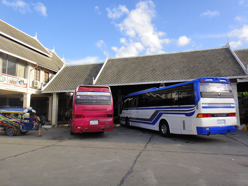 Laung Prabang (Second South) Bus Station