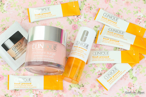 23  clinique fresh pressed 7 day system with pure vitamin c kokemuksia review moisture surge extended thrist relief | by lookbymari