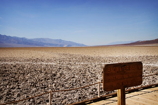 Bad Water Basin, Death Valley   by See1,Do1,Teach1