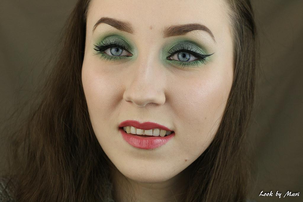 8 Morphe Brushes 35u Eyeshadow Palette Makeup Looks Eye Ma Flickr