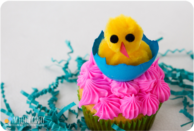 EasterCupcakes-Chicks1-ImFeelinCrafty
