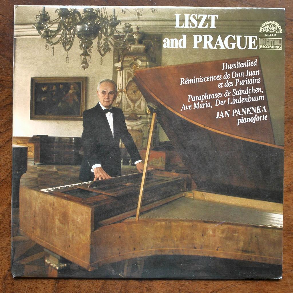 Liszt and Prague - Hussitenlied, Reminiscences de Don Juan