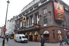 DSC_7704 Soho Old Compton Street London Prince Edward Theatre Miss Saigon