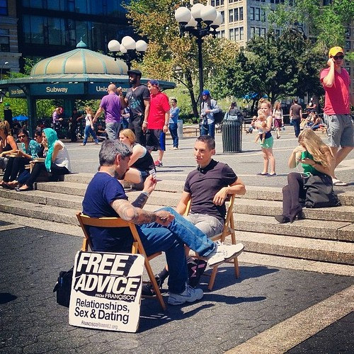 Sex & Dating Free advice union sq | by dannydalypix