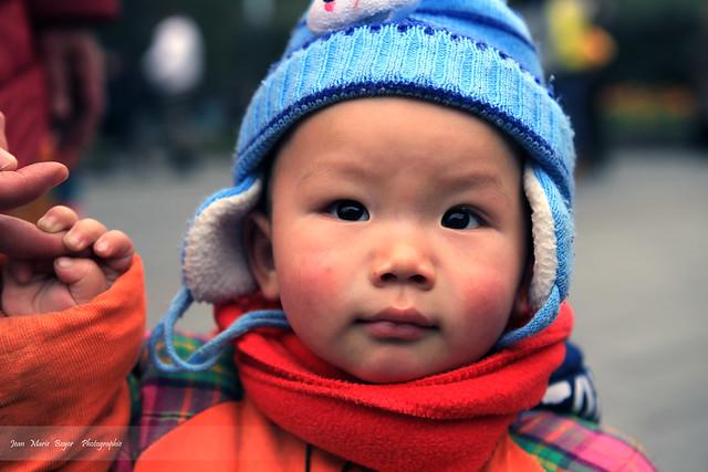 Enfant a Lijiang