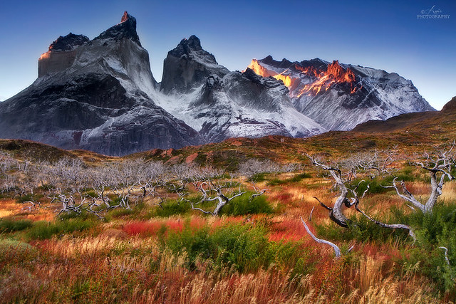 Horns of Cuernos del Paine