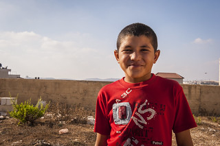Young boy from neighborhood in Bir Nabela | by World Bank Photo Collection