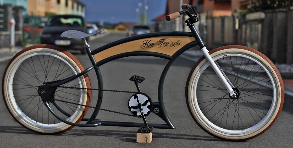 THE TANGO by Hogo Fogo Cycle! | Ruff Cycles | Flickr