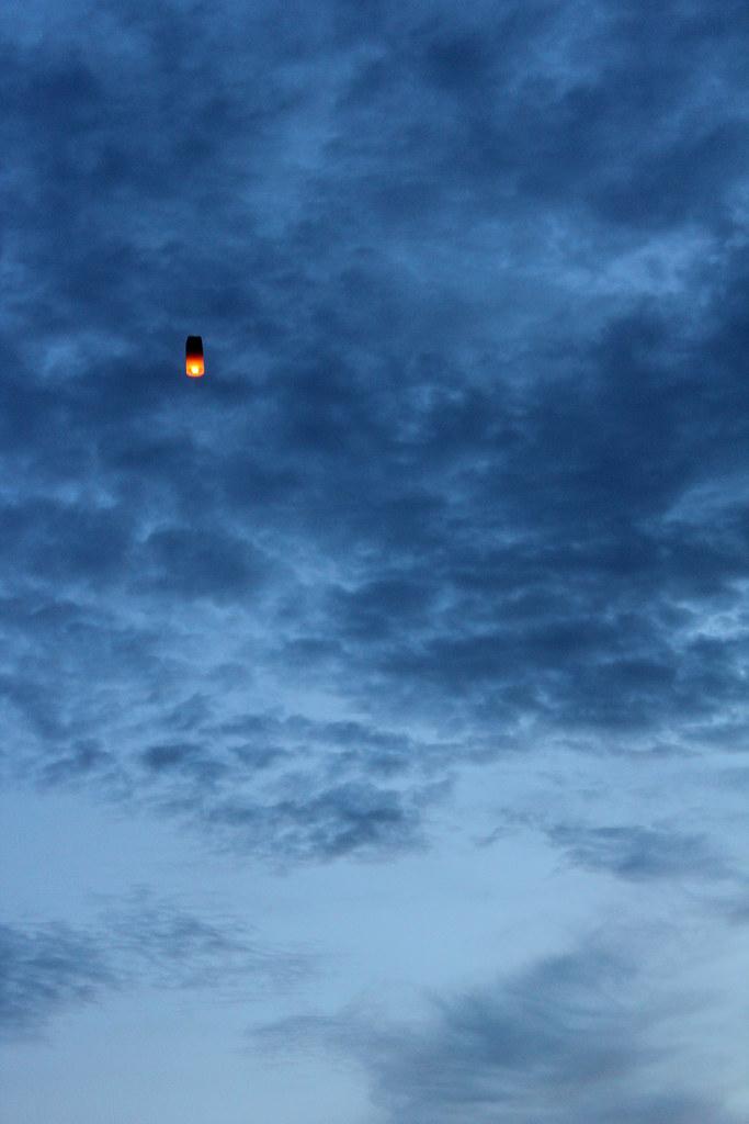 Floating Lantern, Patong