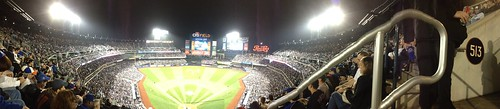 Awesome time at the Mets/Yankees game the other night! | by brusegard