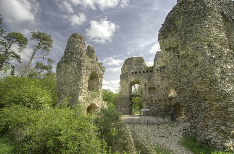 tour Castillo de Odiham
