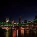Brisbane's Story Bridge by Nightfall