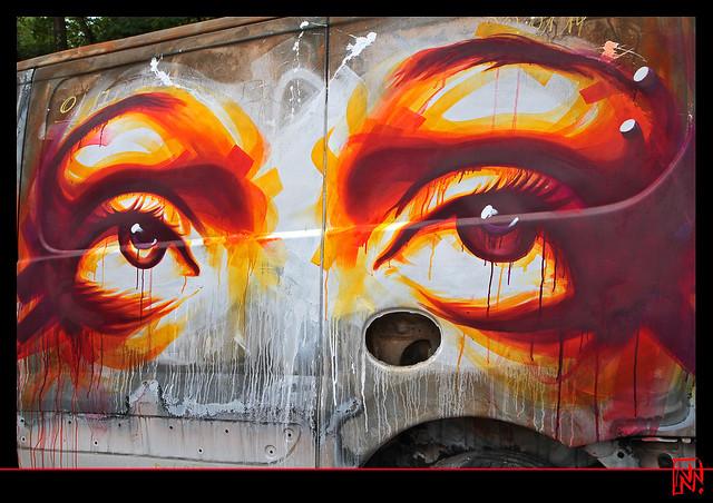 Les yeux...le thème favori