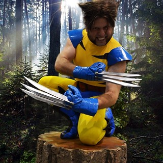 Wild Thing. Photo by J.R. Blackwell #wolverine #xmen #cosplay #animeexpo #ax2013 | by Jared Axelrod