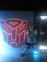 Transformers 30th Anniversary Expo in Venetian