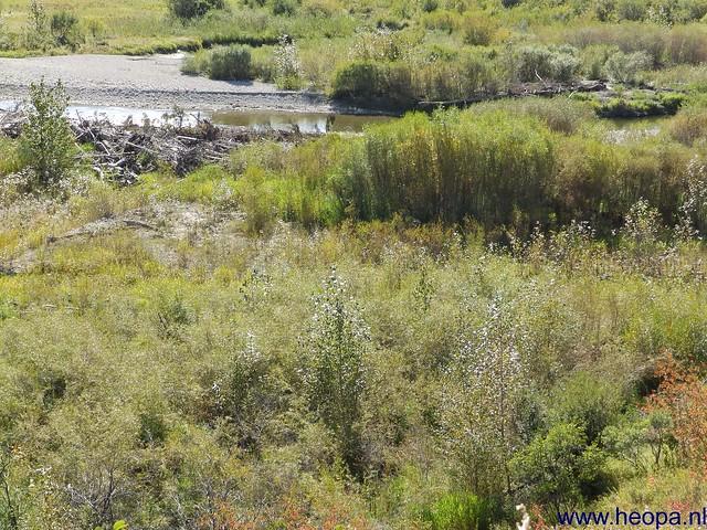 16-09-2013 De Vallei - fishcreek wandeling 36 Km  (80)