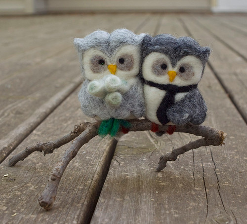 Owl Cake Topper | by dan_spun