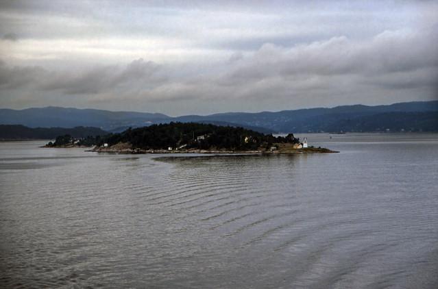 Norwegen 1998 (010) Oslofjord: Langåra