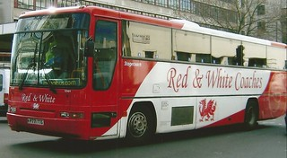 reputable site fda3d 37cf5 stagecoach red and white coaches P771TTG 52401 | Volvo B10M ...