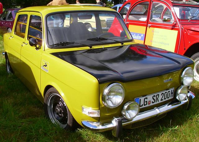 Simca Rallye 2 1.3l 1973