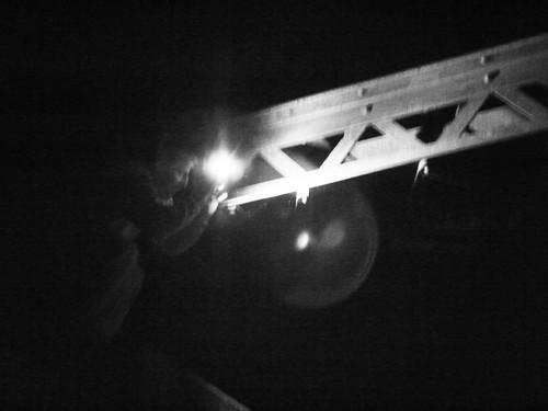 Rhett Is On The Old Railroad Bridge To Film 2 | by woofdriver