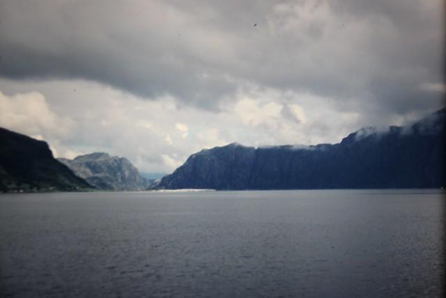 Sognefjord near Bergen, Norway