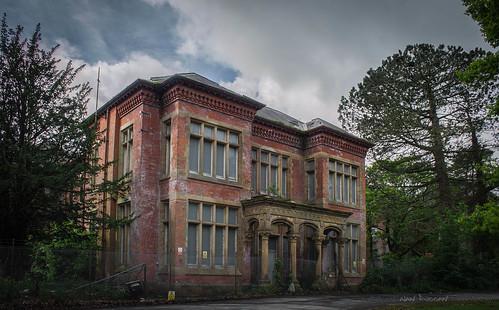 Whittingham Asylum | by DugieUK