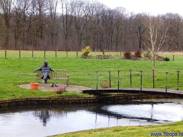 15-02-2014 Woerden 26 Km (64)