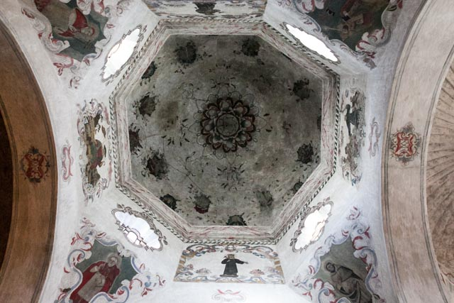 Dome at the Mission